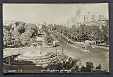 2990.-MADRID -Neptuno y Paseo del Prado (1954) (Fotografía)