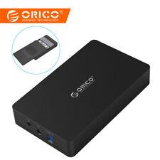 ORICO 3.5 inch Hard Disk Box USB 3.0 to Sata 3.0 8TB UASP Hard Drive Enclosure