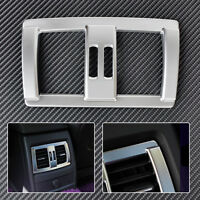 Chrome Armrest Rear Air Vent Molding Cover Trim fits BMW 3 4 Series F30 F34 F36