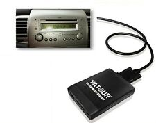 USB SDHC AUX In Adattatore mp3 Caricatore CD PER ORIGINALE Connect Nav + MAGNETE MARELLI