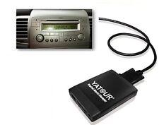 USB SD Adapter AUX MP3 CD-Wechsler Lancia Ypsilon Musa Delta