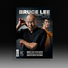 BRUCE LEE: THE LIFE, THE LEGACY, THE LEGEND - POSTER MAGAZINE 5