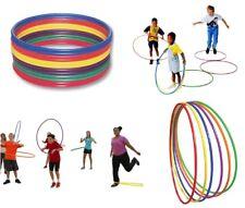 Plastic Hula Hoops Kids Adult Fun Twist Playing Fitness Exercise Yoga Gymnastic