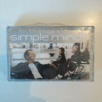 SIMPLE MINDS NEAPOLIS CASSETTE TAPE EMI CHRYSALIS UK 1998 NEW SEALED
