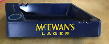 Vintage Melamine McEwan's Lager Retro Ashtray