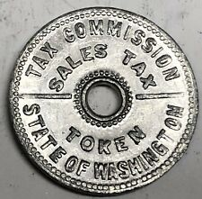 # C1582    WASHINGTON    TAX    TOKEN,