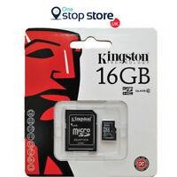 16GB Kingston SD/SDHC Memory Card For Samsung J1 J1Ace J2 J3 J5 J7 Galaxy A1 A7