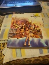 Kingdom Hearts II Limited Edition Strategy Guide for Sony Playstation 2 (PS2)