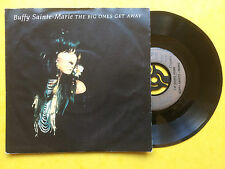 Buffy Sainte-Marie - The Big Ones Get Away / I'm Going Home, Ensign ENY-650 Ex