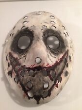 Custom Jeff The Killer Jason Mask Cosplay Costume Halloween One Of Kind