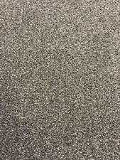 5.80 X 4m Soft Pile Easy Clean Carpet Remnant Texan Twist Fort Worth Grey