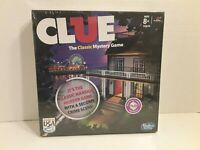 Clue Board Game 2013 Edition w/ 2 Versions: Classic Mansion Game & Boardwalk New