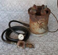 Vintage Bell System Lineman Stove Heater Gas Line Regulator Vtg P26T 45762 Nice