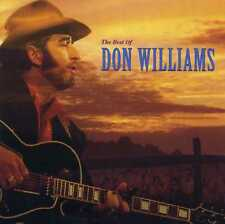 DON WILLIAMS - THE BEST OF - NEW CD!!