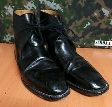 Genuine British Army issue George Dress / Parade boots - size 8 M - Grade -1