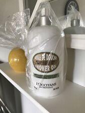 L'occitane almond shower oil 950ml Super size. Brand New