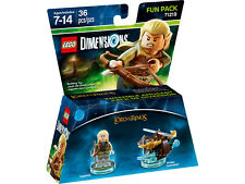 LEGO Dimensions Herr der Ringe Legolas 71219 FUN NEU Pack OVP NEW  Lord of Ring