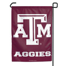"Texas A&M University Garden flag 11"" x 15"""