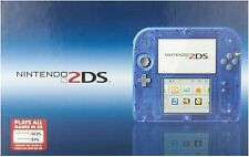 Nintendo 2DS cristallo blu CONSOLE PORTATILE FORMATO NTSC