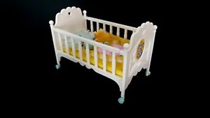 Sweet Dreams Crib G1 Vintage My Little Pony Accessories