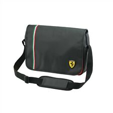 Ferrari Messenger Bag - Black