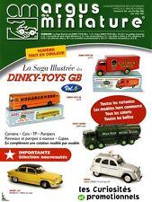 Argus de la Miniature, Spécial Dinky-Toys GB Vol. 6