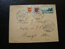 FRANCE - enveloppe 1er jour 8/3/1952 journee du timbre  (cy13) french