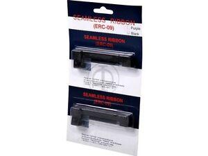 10 ribbon SEAMLESS new black  551309  NoName ERC-09B  ribbon black   NEUWARE