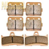 Front Kit for E-TON Viper 90 R Reverse 2T//4T 2003-2009 EBC Brake Shoes