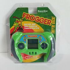 Frogger Handheld LCD Electronic Video Game New Sealed Excalibur Classic Arcade