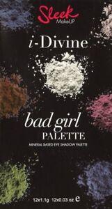 Sleek Make UP I-Divine Bad Girl 596 Eye Shadow Palette iDivine