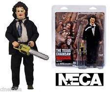 Action figure Texas Chainsaw Massacre Leatherface retro Clothed Pretty mask Neca