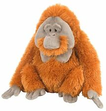 Orangutan Male Orangatang 12 inch Plush stuffed animal by Wild Republic WR12250