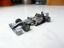 Mercedes GP Showcar 2010 Nico Rosberg #4 2010 Minichamps 1/43 F1 Formule 1
