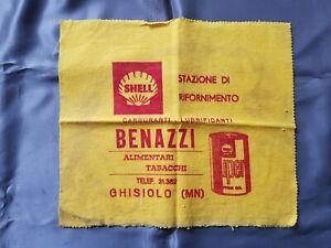 Shell clean cloth duster accessory for Ferrari Dino Maserati Lamborghini vintage