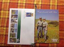 Calendario Corpo forestale 2014