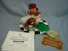 Annalee Dolls Bathtime for Buddy 1997 #2336 w/COA AL453