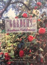 The Gardens of Southern California by Helaine K. Prentice (1990, Hardcover)