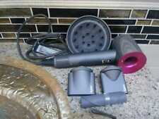 Dyson Supersonic Hair Dryer, color pink, barely used