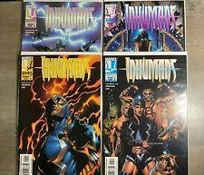 Inhumans #2 #3 #4 #5 Vol 2 1998 Marvel Comics 1st app Yelena Belova Black Widow