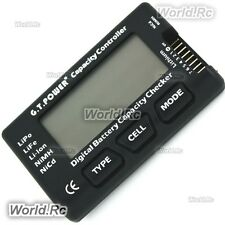 GT Power Digital Battery GUARD Capacity Checker Tester LiPo LiFe NiMH NiCd GT011