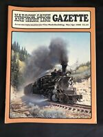 Narrow Gauge and Short Line Gazette March April 1986