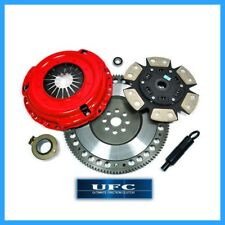 UFC STAGE 3 CLUTCH KIT & 10 LBS CHROMOLY FLYWHEEL INTEGRA CIVIC SI CR-V DEL SOL