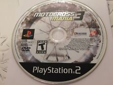 Motocross Mania 3 (Sony PlayStation 2, 2005)Disc Only Free Shipping 26-11