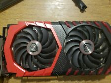 MSI GeForce GTX 1060 Gaming X 6GB GDDR5 Graphics Card