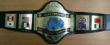 WWF Hulk Hogan 86 World Heavyweight Championship Belt Adult