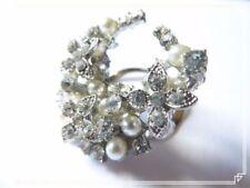 Rhinestone Alloy Pearl (Imitation) Costume Jewellery