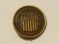 Vintage American Red Cross Pro Patria Blood Donor Pin