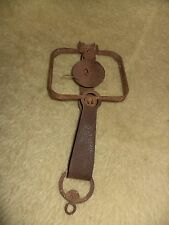 Unique Antique Mouse Trap Primitive Home Tool Quail Trap Foxes