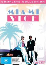 Miami Vice - Complete Series (DVD, 2017, 32 Disc Set) TV Show New & Sealed!